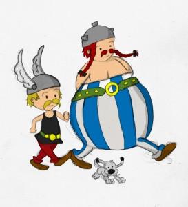 Asterix Und Obelix Prüfungen